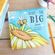 Lisa Angel with Jellycat 'Albee And The Big Seed' Book