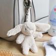 Kids Jellycat Bashful Bunny Beige Bag Charm