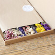 Bright Dried Flowers Letterbox Gift