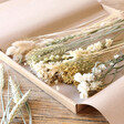 Lisa Angel Natural Dried Flowers Letterbox Gift