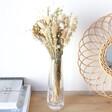 Lisa Angel Ladies' Natural Dried Flowers Letterbox Gift
