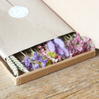 Pastel Dried Flowers Letterbox Gift