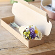 Lisa Angel Special Dried Flower Bouquet Letterbox Gift