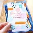 Birthday Card from Lisa Angel Birthday Letterbox Hamper