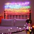 Ladies' Plug In Multicoloured Ombre LED String Lights