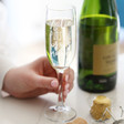 Lisa Angel Ladies' Personalised 'Pro in Prosecco' Champagne Flute