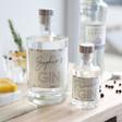 Lisa Angel Personalised Name Bottles of Granite North Gin