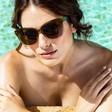 Powder Design Marcia Sunglasses on Model