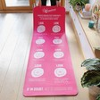 Women's CoppaFeel! Yoga Mat
