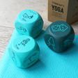 Kids Yoga Fitness Dice