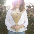 Lisa Angel Ladies' Personalised Dried Flower Bouquet
