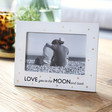 Lisa Angel Sass & Belle 'Love You To The Moon' Photo Frame