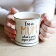 Lisa Angel Sass & Belle 'I'm a Mum' Mug
