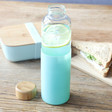 TEEN'S Sass & Belle Mint Green Silicone Sleeve Water Bottle