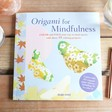Lisa Angel Ladies' 'Origami for Mindfulness' Craft Activity Book