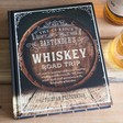 Lisa Angel Men's The Curious Bartender's Whiskey Road Trip Book