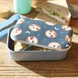 Lisa Angel Children's Sidney Sloth Bamboo Lunch Box