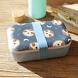 Kids Sidney Sloth Bamboo Lunch Box