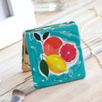 Girls Fruity 'Squeeze The Day' Compact Mirror