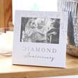 Lisa Angel Diamond Anniversary Photo Frame