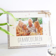 Lisa Angel 'Fill Our Lives With Love' Grandparents Photo Frame
