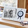 Lisa Angel Wooden 'Greatest Grandad' Rosette Photo Frame