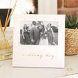 Lisa Angel Wedding Day Photo Frame