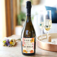 Lisa Angel Ladies' Personalised 'Sorry We Can't Bubble, But I Love You' Prosecco