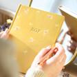Lisa Angel Yellow Bumblebee Notebook