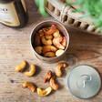 Lisa Angel Cajuu Vanilla and Salted Caramel Cashew Nuts