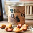 Lisa Angel Cajuu Vanilla and Salted Caramel Cashew Nuts Packaging