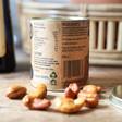 Lisa Angel Cajuu Vanilla and Salted Caramel Nuts Packaging