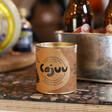 Cajuu Vanilla and Salted Caramel Cashew Nuts and Lisa Angel