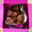 a look at the Monty Bojangles Choccy Scoffy Truffles at Lisa Angel