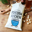 Front of Popcorn Kitchen Simply Salted Popcorn from Lisa Angel