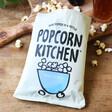 Front of bag for Popcorn Kitchen Sweet & Salty Popcorn at Lisa Angel