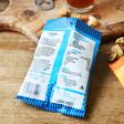 Back of Snaffling Pig Perfectly Salted Pork Crackling packet at Lisa Angel