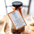 Lisa Angel Tasty The Bottled Baking Co. Chocolate Orange Cookie Mix