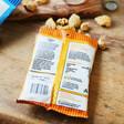 Back of The Snaffling Pig Co. Marvellous Maple Pork Crackling bag at Lisa Angel