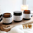Lisa Angel The Candle Brand Burn + Bloom Peony & Rose Candles
