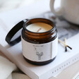 Ladies' The Candle Brand Burn + Bloom Jasmine & Frankincense Candle