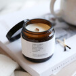 Women's The Candle Brand Burn + Bloom Jasmine & Frankincense Candle