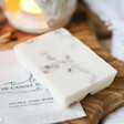 Lisa Angel with 100% Natural The Candle Brand Peony & Rose Wax Melts
