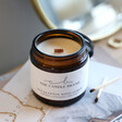 The Candle Brand Burn + Bloom Eucalyptus with Lemon Candle