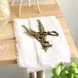 Fresh White Linen Napkin