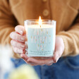 Ladies' Personalised Mother's Day Scented Candle