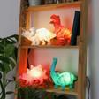 Lisa Angel House of Disaster Dinosaur Lamps