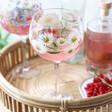 Lisa Angel Daisy Balloon Gin Glass