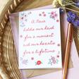 Lisa Angel 'A Nana Holds Our Hand' Greeting Card