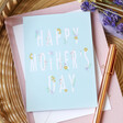 Floral 'Happy Mother's Day Greeting Card for Her